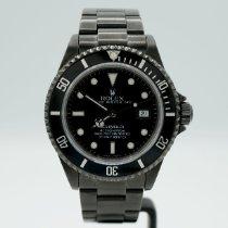 Rolex Sea-Dweller 4000 Steel 40mm Black No numerals United States of America, California, Marina Del Rey