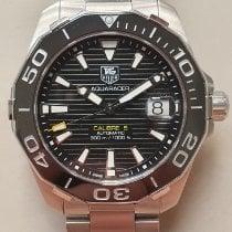 TAG Heuer Aquaracer 300M WAY211A.BA0928 2015 pre-owned