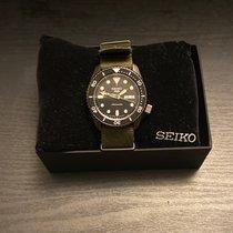 Seiko 5 Sports Steel 42.5mm Black United States of America, Illinois, Brookfield