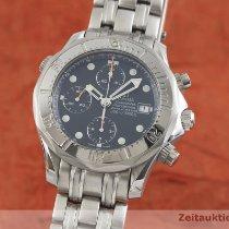 Omega 178/378.0504, 175/375.0504, 28988008 Acier Seamaster 42.5mm occasion