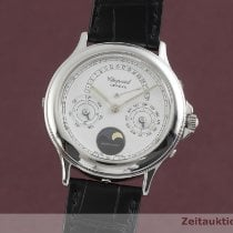 Chopard Or blanc Remontage automatique Blanc 36mm occasion