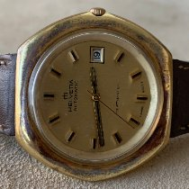 Helvetia Gold/Steel 42mm Automatic Helvetia 2824.011.30 pre-owned