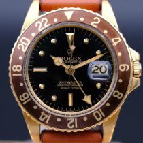 Rolex GMT-Master 16758 Very good Yellow gold 40mm Automatic Australia, Melbourne