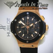 Hublot Big Bang 44 mm Rose gold 44mm Black No numerals United States of America, Florida, 33431
