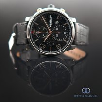 Montblanc Timewalker Steel 43mm Black Arabic numerals South Africa, Johannesburg
