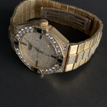 Chopard St. Moritz Yellow gold 38mm