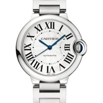 Cartier Ballon Bleu 36mm Сталь 36mm Cеребро Россия, Moscow