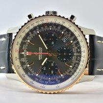 Breitling UB0121211F1P1 Acero y oro 2020 Navitimer 1 B01 Chronograph 43 43mm nuevo