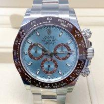 Rolex Daytona Platinum 40mm Blue No numerals United Kingdom, Wilmslow