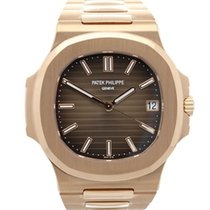 Patek Philippe Nautilus 5711/1R-001 New Rose gold 40mm Automatic