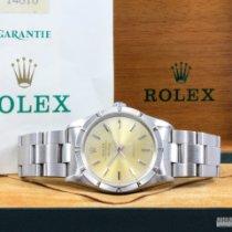 Rolex 14010 Stahl 1993 Air King Precision 34mm gebraucht Deutschland, München