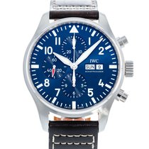 IWC Pilot Chronograph IW3777-14 2010 pre-owned