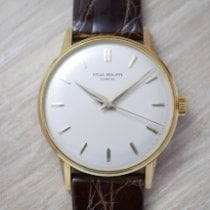Patek Philippe Very good Yellow gold 35mm Manual winding