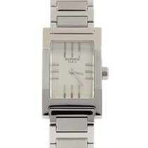Hermès Tandem 19mm Silver