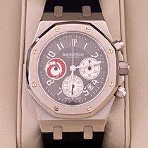 Audemars Piguet Platine Remontage automatique Gris 40mm occasion Royal Oak Chronograph