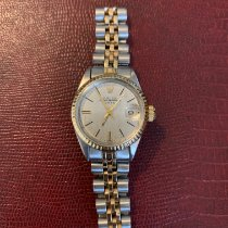 Rolex Or jaune Remontage automatique Or Sans chiffres 26mm occasion Lady-Datejust