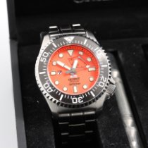 Orient Steel 45,4mm Automatic SEL02001M0 pre-owned