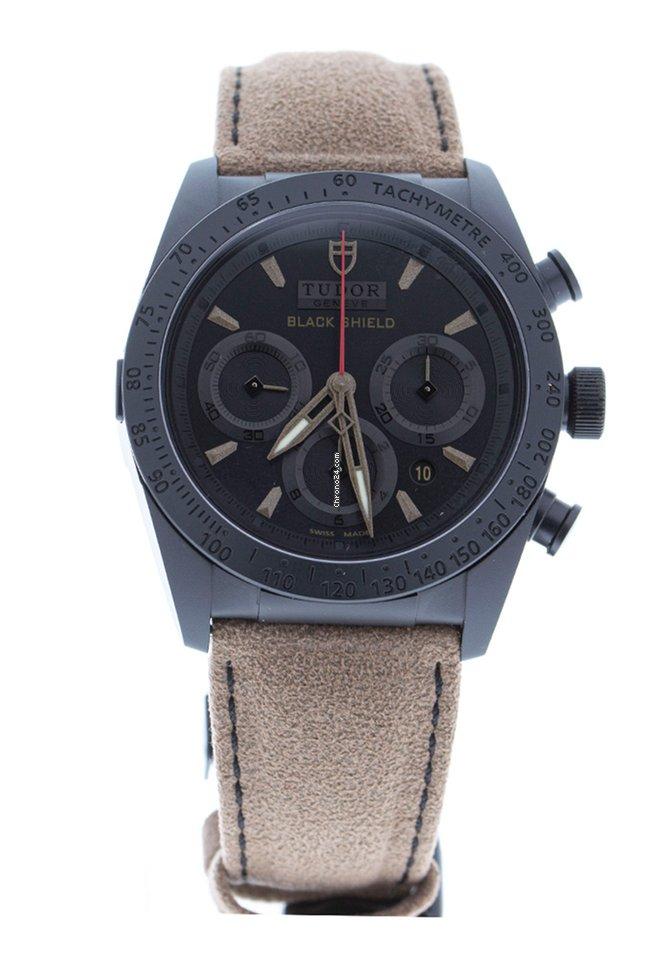 Tudor Fastrider Black Shield 42000CN-0016 2020 new
