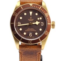 Tudor Black Bay Bronze Bronze 43mm Brown Arabic numerals