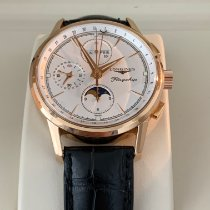 Longines Rose gold 39mmmm Automatic L47928772 pre-owned Australia, Plympton Park