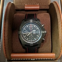 Breitling Colt Chronograph Automatic Steel 44mm Black United States of America, Pennsylvania, Pittsburgh