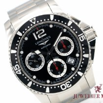 Longines HydroConquest L3.744.4.56.6 pre-owned