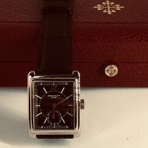 Patek Philippe Gondolo White gold 25.5mm Black