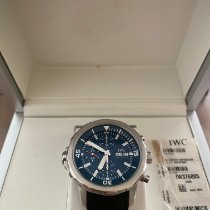 IWC Aquatimer Chronograph new 2015 Automatic Chronograph Watch with original box and original papers IW376805