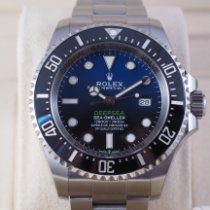 Rolex Sea-Dweller Deepsea Steel 44mm Blue No numerals Singapore, Singapore
