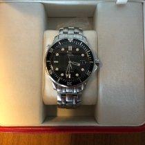 Omega Seamaster Diver 300 M occasion 41mm Noir Date Acier