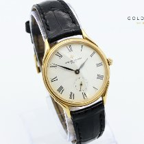 Vacheron Constantin Historiques Yellow gold 33mm White No numerals United States of America, Nevada, Las Vegas