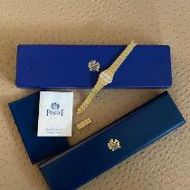 Piaget Gult guld 24mm Kvarts 761C701 brugt