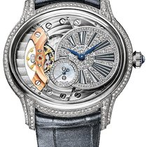 Audemars Piguet Millenary Ladies White gold 39.5mm Transparent Roman numerals