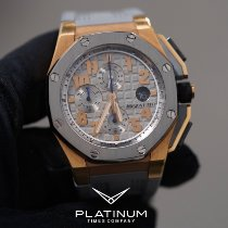 Audemars Piguet Royal Oak Offshore Chronograph 26210OI.OO.A109CR.01 Foarte bună Aur roz 44mm Atomat
