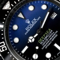 Rolex Sea-Dweller Deepsea 116660 D-Blue new