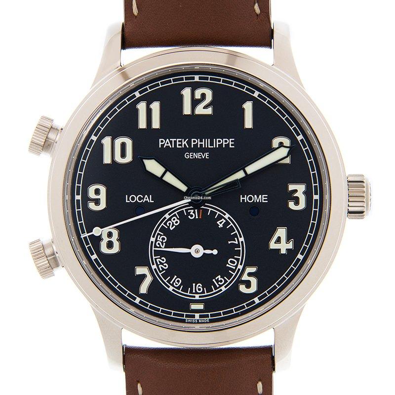Patek Philippe Travel Time 5524G-001 new