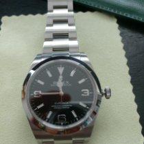Rolex Explorer neu 2013 Automatik Uhr mit Original-Box und Original-Papieren 214270