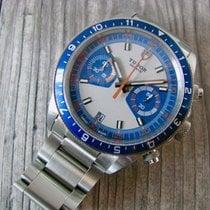 Tudor Heritage Chrono Blue 70330B-0004 - Tudor Heritage Chrono Blu Acciaio 42mm 2019 new