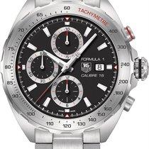 TAG Heuer Formula 1 Calibre 16 new 2020 Automatic Chronograph Watch with original box and original papers CAZ2010.BA0876