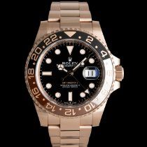 Rolex Automatic Black 40mm new GMT-Master II