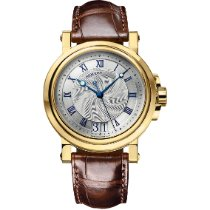 Breguet 5817BA/12/9V8 Yellow gold 2020 Marine 39mm new