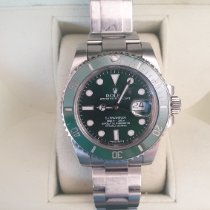 Rolex Submariner Date 116610LV Good Steel 40mm Automatic