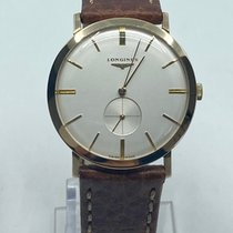 Longines Yellow gold 34mm pre-owned