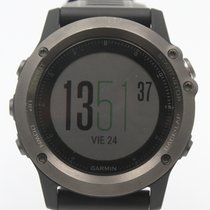 Garmin pre-owned Automatic 51mm Black Sapphire crystal 10 ATM