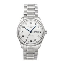 Longines Master Collection Steel 38.5mm Silver Arabic numerals United States of America, Pennsylvania, Bala Cynwyd