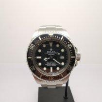 Rolex Sea-Dweller Deepsea Steel 44mm Black No numerals United Kingdom, Leicestershire