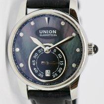 Union Glashütte Seris Steel 36mm Mother of pearl No numerals