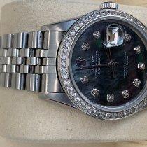 Rolex Bubble Back 36mm Parelmoer Geen cijfers Nederland, nuenen