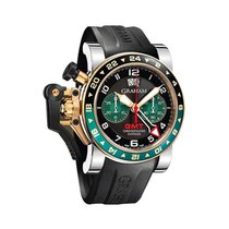 Graham Chronofighter Oversize 2OVGG.S06A 2020 new