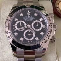 Rolex Daytona neu 2010 Automatik Chronograph Uhr mit Original-Box und Original-Papieren 116509